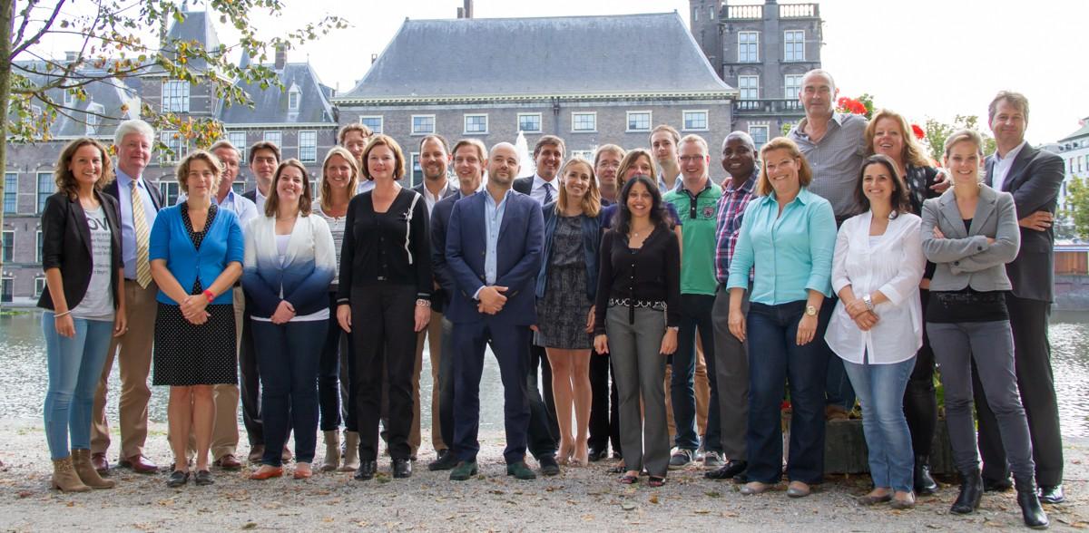 NIMD staff 2014