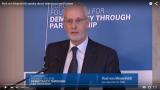 Roel von Meijenfeldt speaks about democracy and Europe
